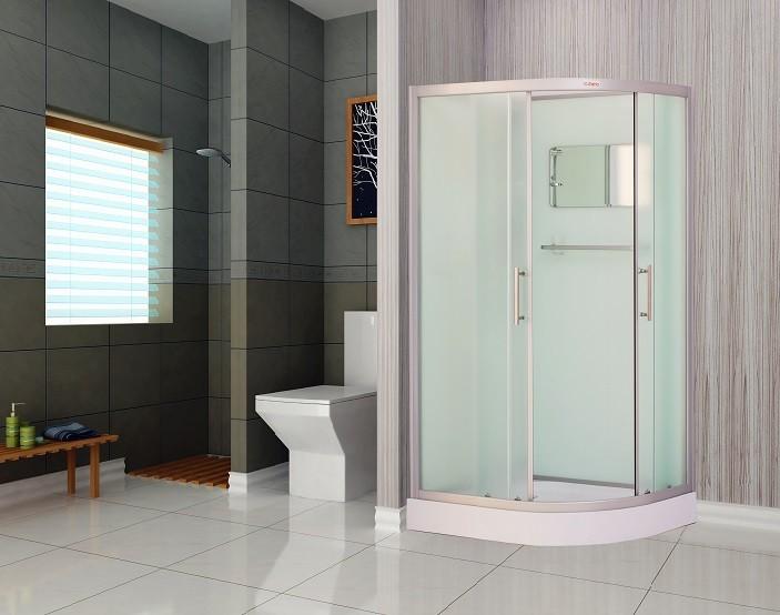 Cabina de ducha ESBANO ES-115C Izquierda