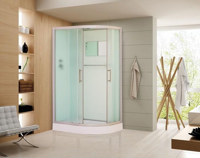 Cabina de ducha ESBANO ES-115CR Izquierda