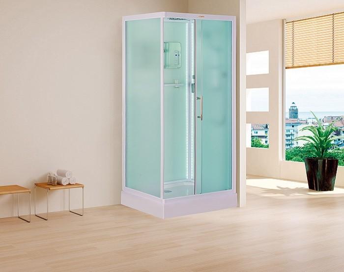 Cabina de ducha ESBANO ES-L108CKR
