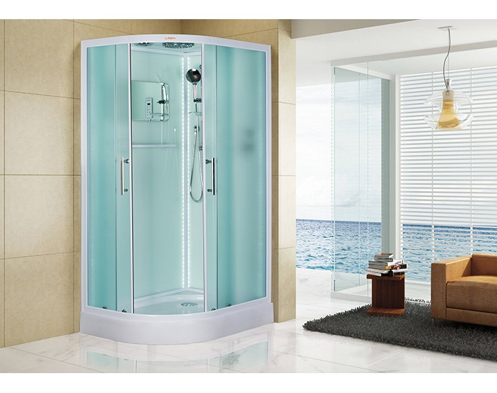 Cabina de ducha ESBANO ES-L115CR (Derecha)