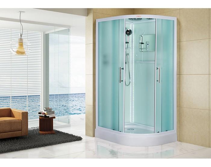 Cabina de ducha ESBANO ES-L115CR (Izquierda)