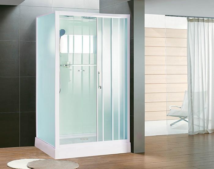 Cabina de ducha ESBANO ES-3129CKR (Blanco)