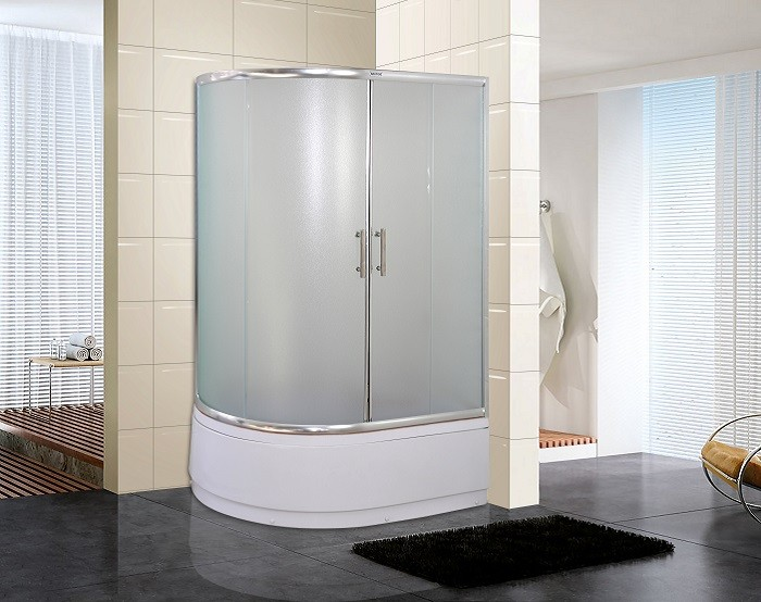 Сabina de ducha de esquina ESBANO ES-8027 (Derecha)