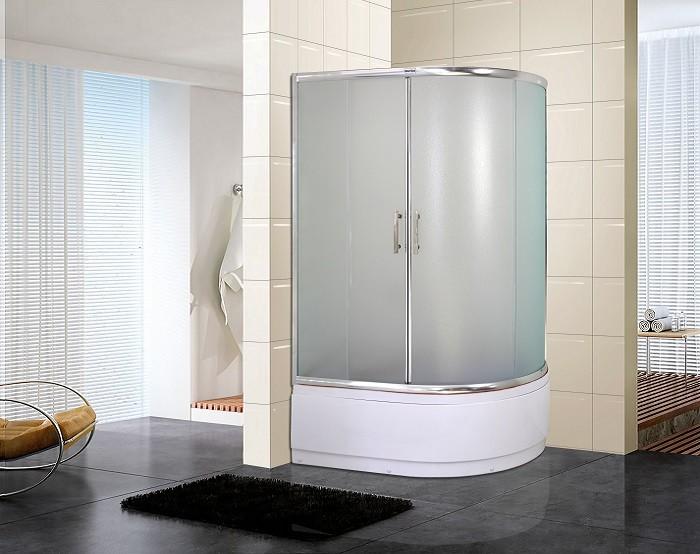 Сabina de ducha de esquina ESBANO ES-8027 (Izquierda)
