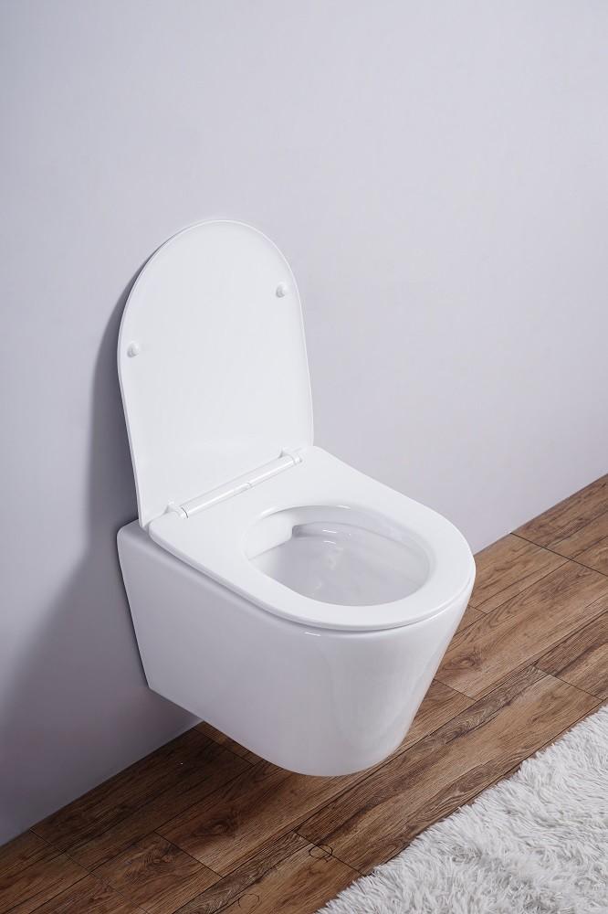 Inodoro colgante ESBANO CLAVEL (Blanco)
