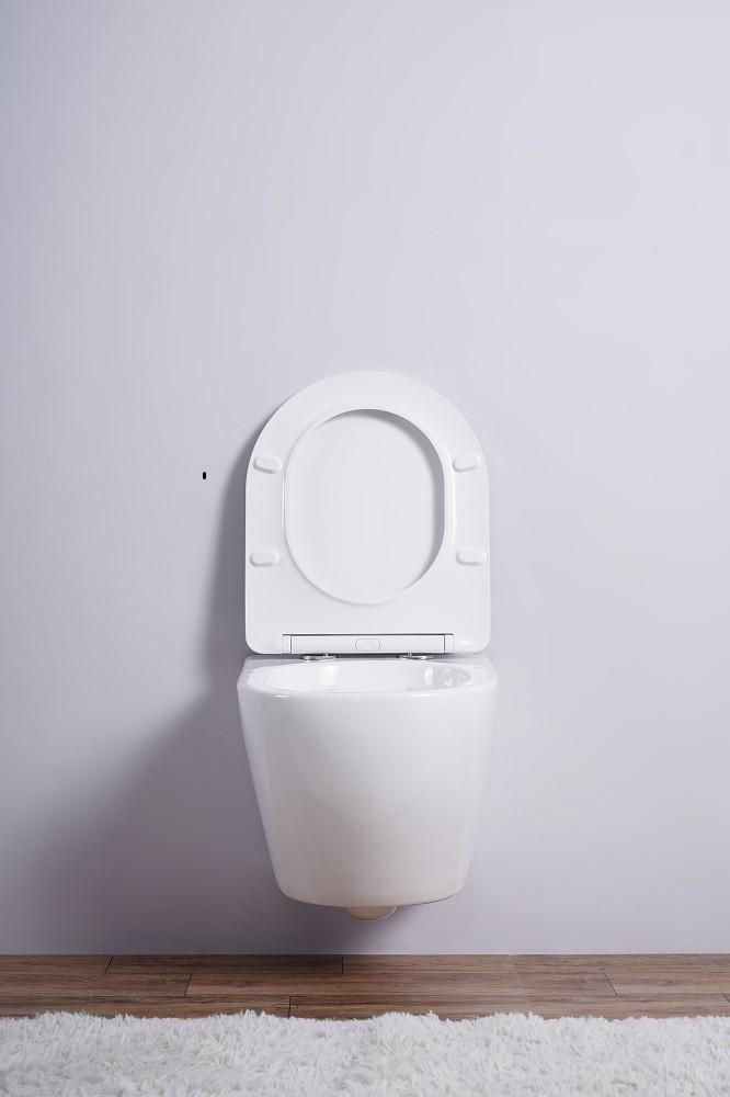 Inodoro colgante ESBANO AZALEA (Blanco)