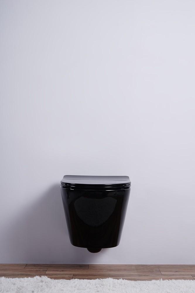 Inodoro colgante ESBANO AZALEA (Negro)